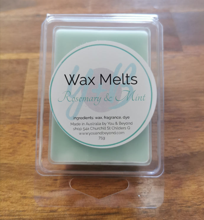 Rosemary & Mint Wax Melts