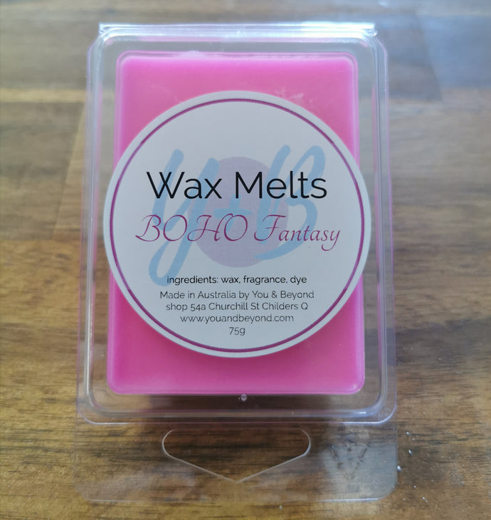 Boho Fantasty Wax Melts