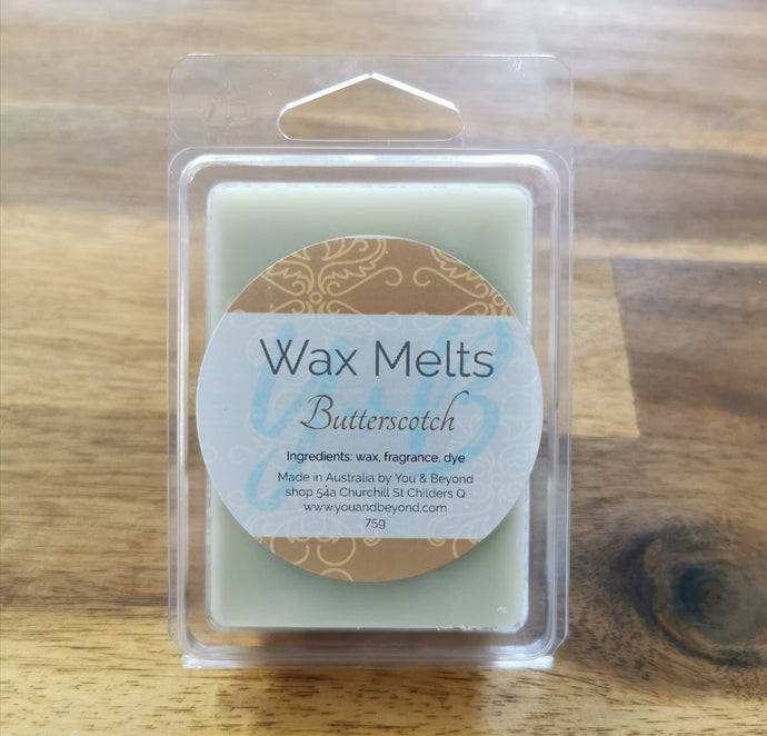 Butterscotch Dream Wax Melts Limited Edition