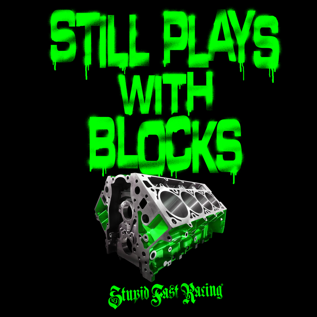 Blocks Long Sleeve