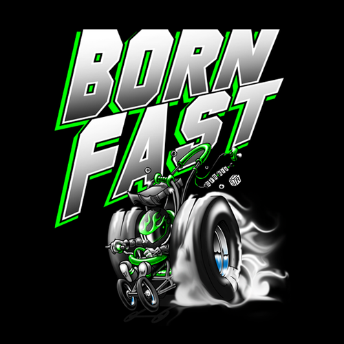Born Fast Youth