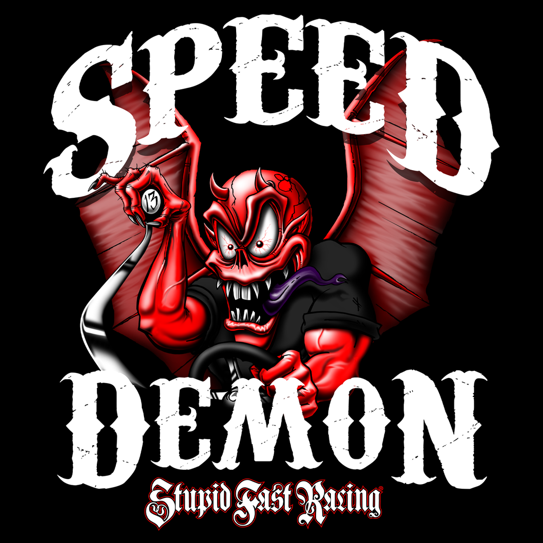 Speed Demon Long Sleeve