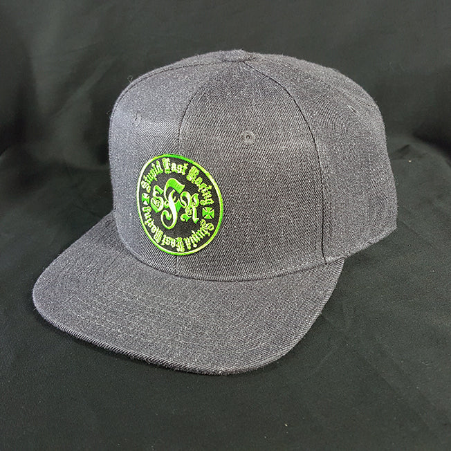 SFR Charcoal Snap Back