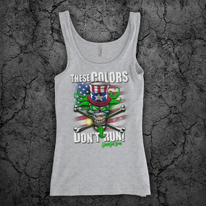 These Colors Don't Run Women's Tank