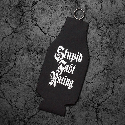 Bottle Koozie Black