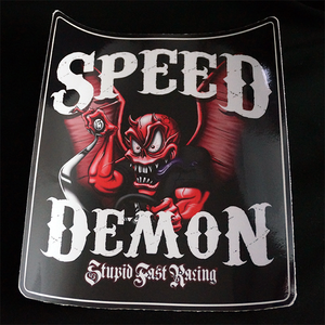 Sticker Speed Demon