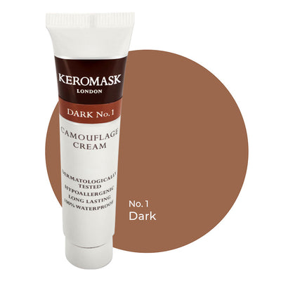 Keromask  Dark No 1 (Dark)
