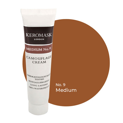 Keromask Medium No 9 (Brown)