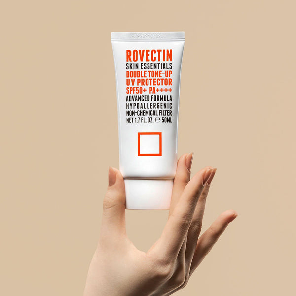 Double Tone Up UV Protector SPF50+ PA++++ - Skinbae India