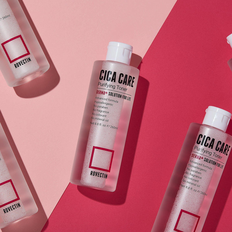 Cica Care Purifying Toner - Skinbae India