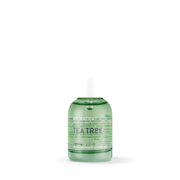 Tea Tree Green Oil - Skinbae India