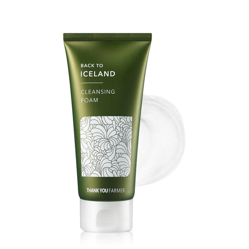 Back To Iceland Cleansing Foam - Skinbae India