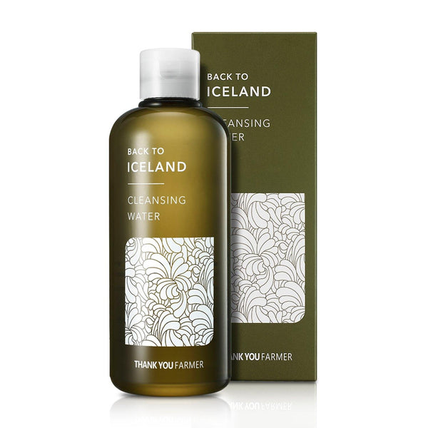 Back To Iceland Cleansing Water - Skinbae India