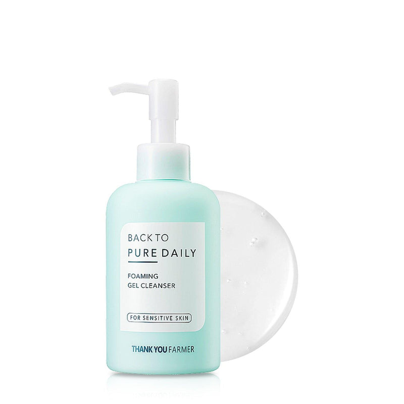 Back To Pure Daily Foaming Gel Cleanser - Skinbae India