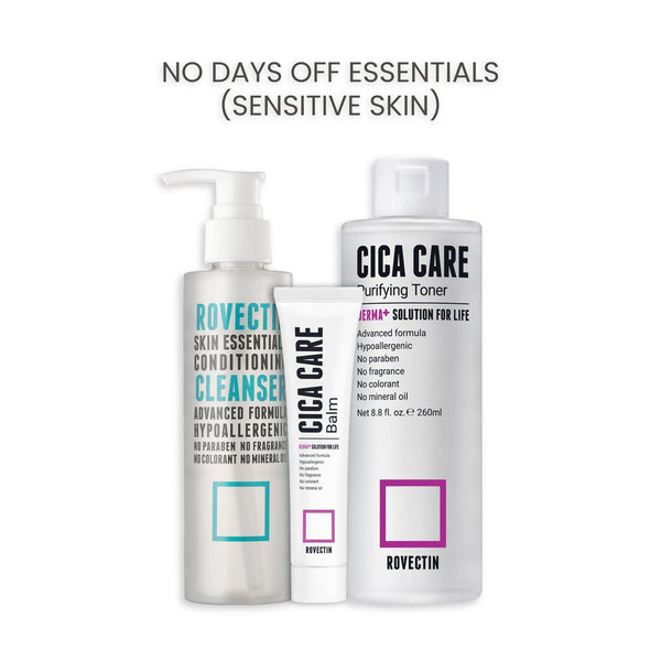 No Days Off Essentials Sensitive Skin