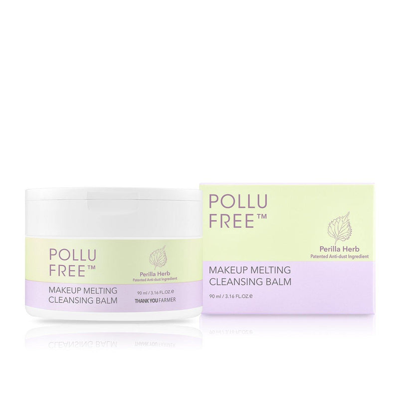 Pollufree™ Makeup Melting Cleansing Balm