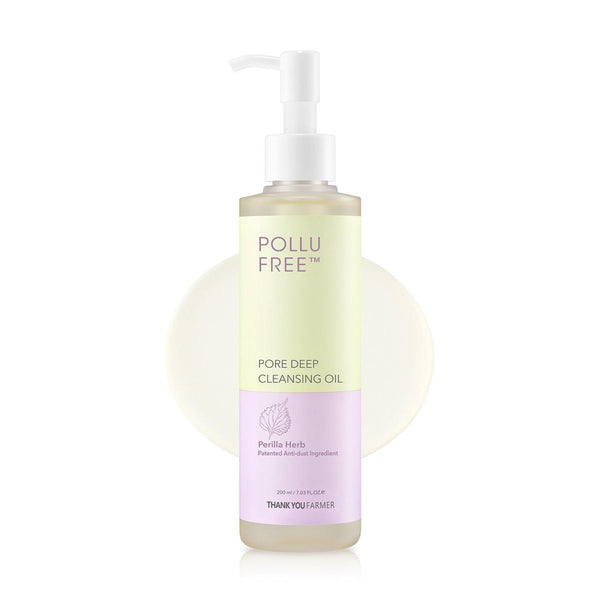 Pollufree™ Pore Deep Cleansing Oil - Skinbae India