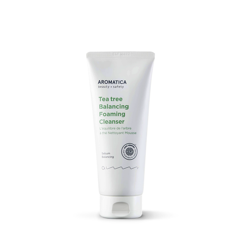Tea Tree Balancing Foaming Cleanser