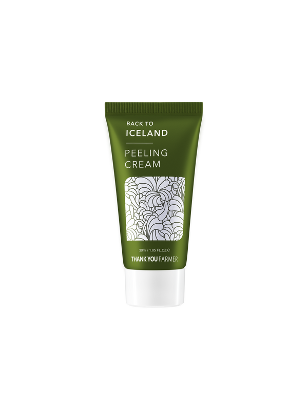 Back To Iceland Peeling Cream - Travel Size