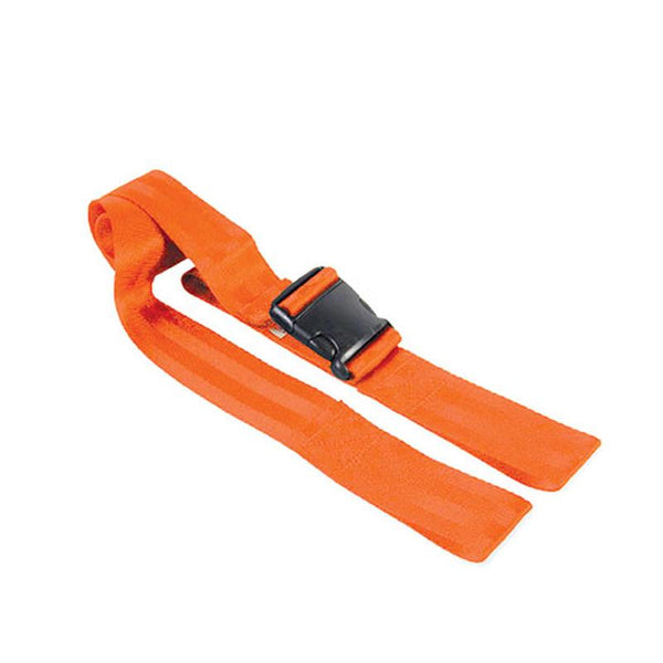 LINE2design EMS Disposable Immobilization Spineboard Straps with Plastic Buckle - 1 Pack
