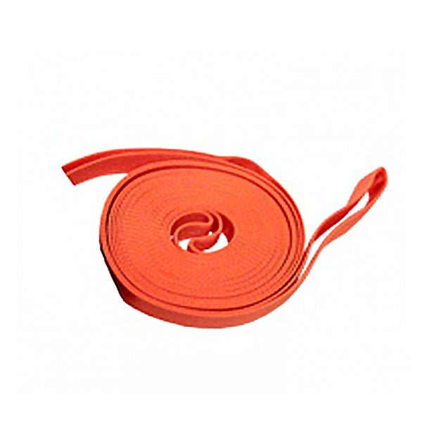 "Loose Drag Strap, Loop 1"" Webbing, 7' Long, Orange"