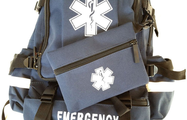 Emergency Medical Backpack Trauma First Aid Kit