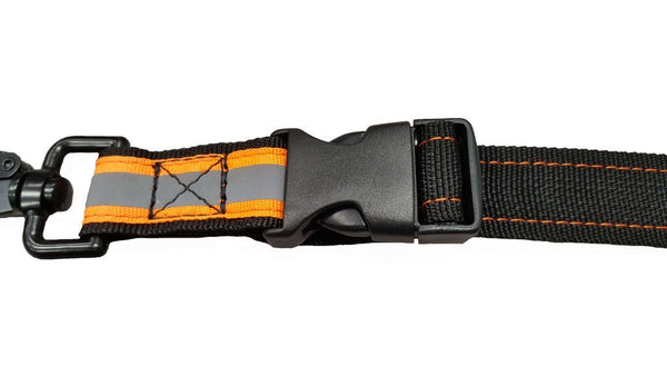 GloveLeash Reflective, Orange