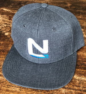 Grey trim - N Symbol Middle