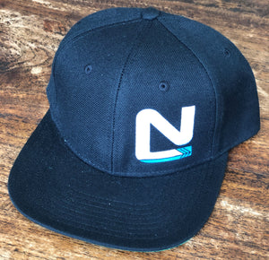 Black Trim - N Symbol Left