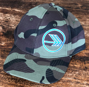 Camo Cap - Arrow Left