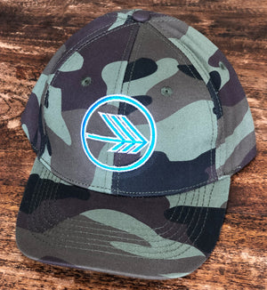 Camo Cap - Arrow Middle