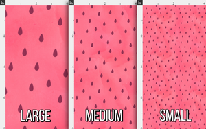 Watercolor Watermelon Fabric