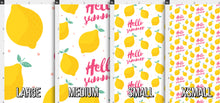 Load image into Gallery viewer, Hello Summer Lemon Fabric