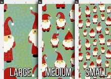 Load image into Gallery viewer, Santa Gnome Fabric