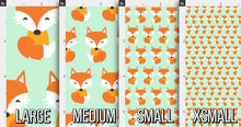 Load image into Gallery viewer, Happy Fox Fabric