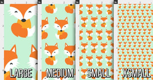 Happy Fox Fabric