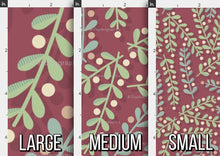 Load image into Gallery viewer, Merry Mistletoe Fabric