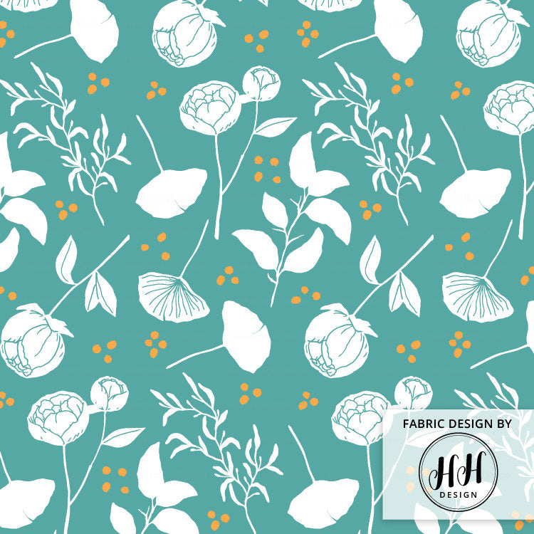 Botanical Garden Fabric
