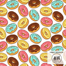 Load image into Gallery viewer, Donut Fabric