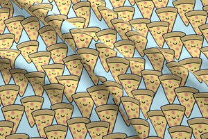 Pizza Buddies Fabric