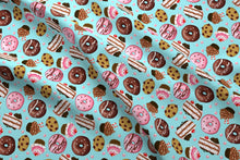 Load image into Gallery viewer, Teatime Sweets Fabric
