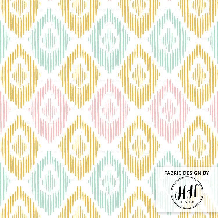 Indie Ikat Fabric
