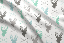 Load image into Gallery viewer, Deer and Arrow Fabric