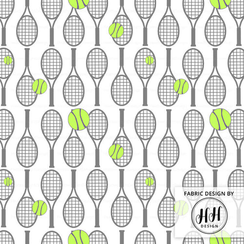 Tennis Racket Fabric