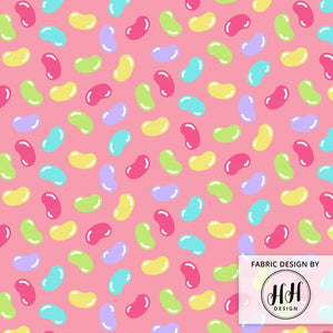 Jelly Bean Easter Fabric