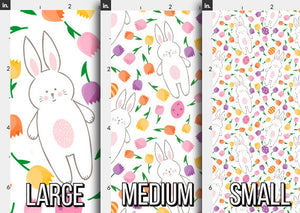 Easter Rabbit Fabric