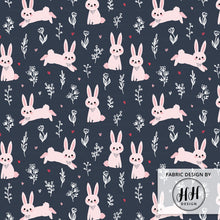 Load image into Gallery viewer, Spring Bunny Fabric