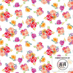 Spring Floral Fabric