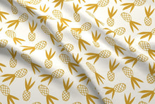 Load image into Gallery viewer, Pineapple Doodle Fabric