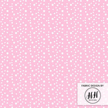 Load image into Gallery viewer, Pink Dots Fabric